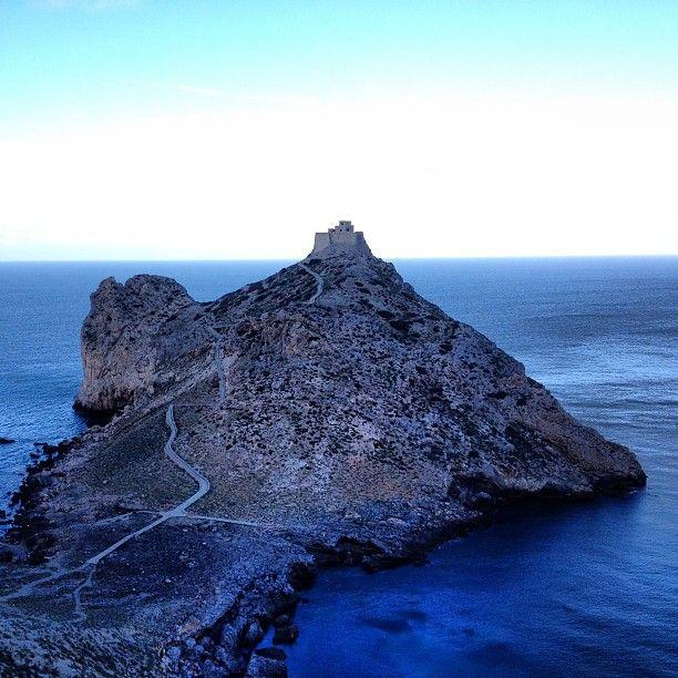 Castello di Punta Troia Isola di Marettimo