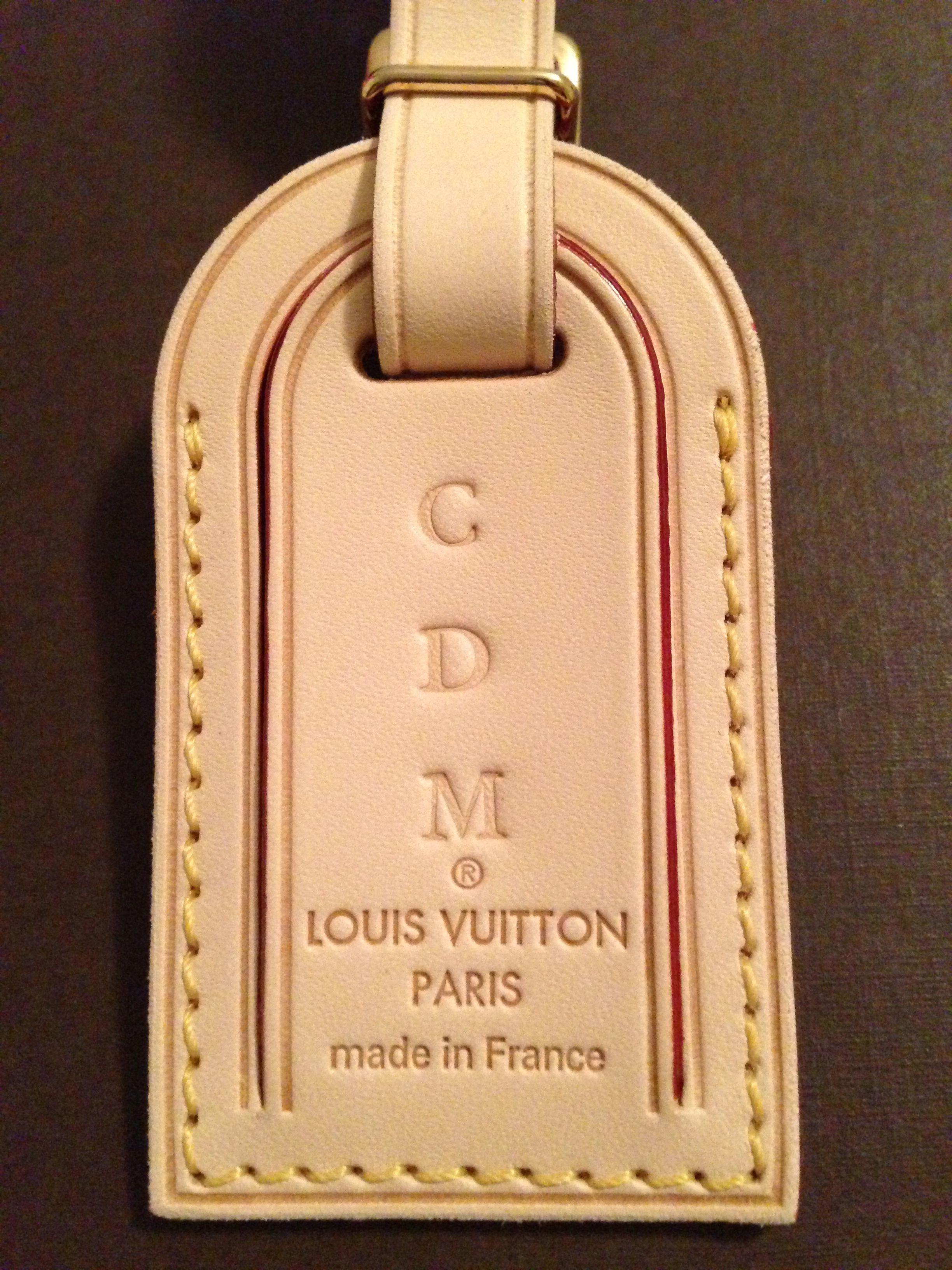 8e6ec348fd9d Louis Vuitton Luggage Tag  Louisvuittonhandbags