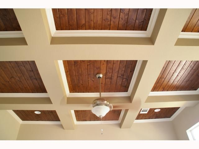 nice take on the coffered ceiling snickerier pinterest snickerier. Black Bedroom Furniture Sets. Home Design Ideas