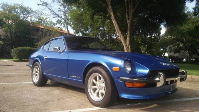 1973 w/ 280z 5spd in Houston, TX | DATSUN Nissan 240/260/280/300ZX