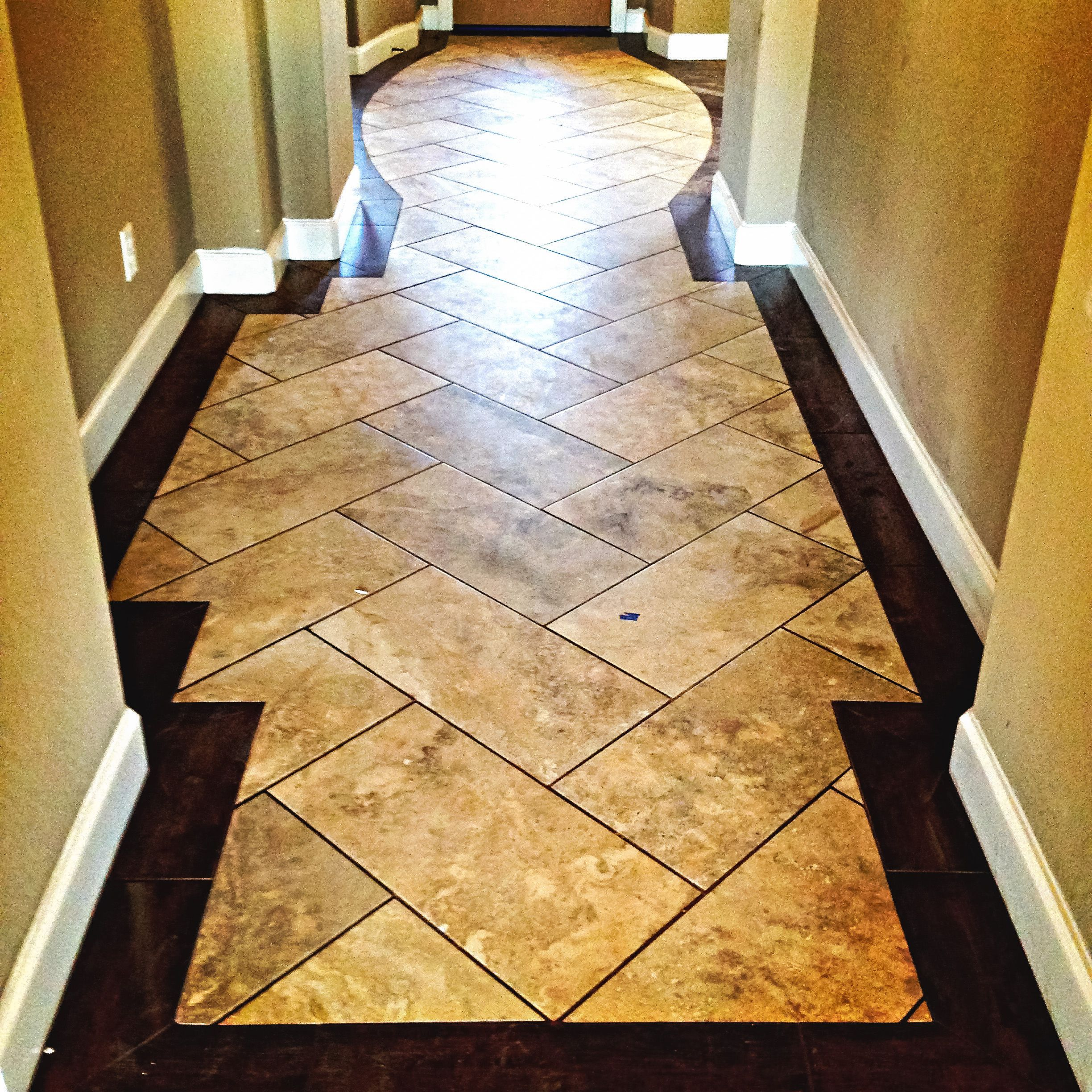 Entryway Tile, Style Tile