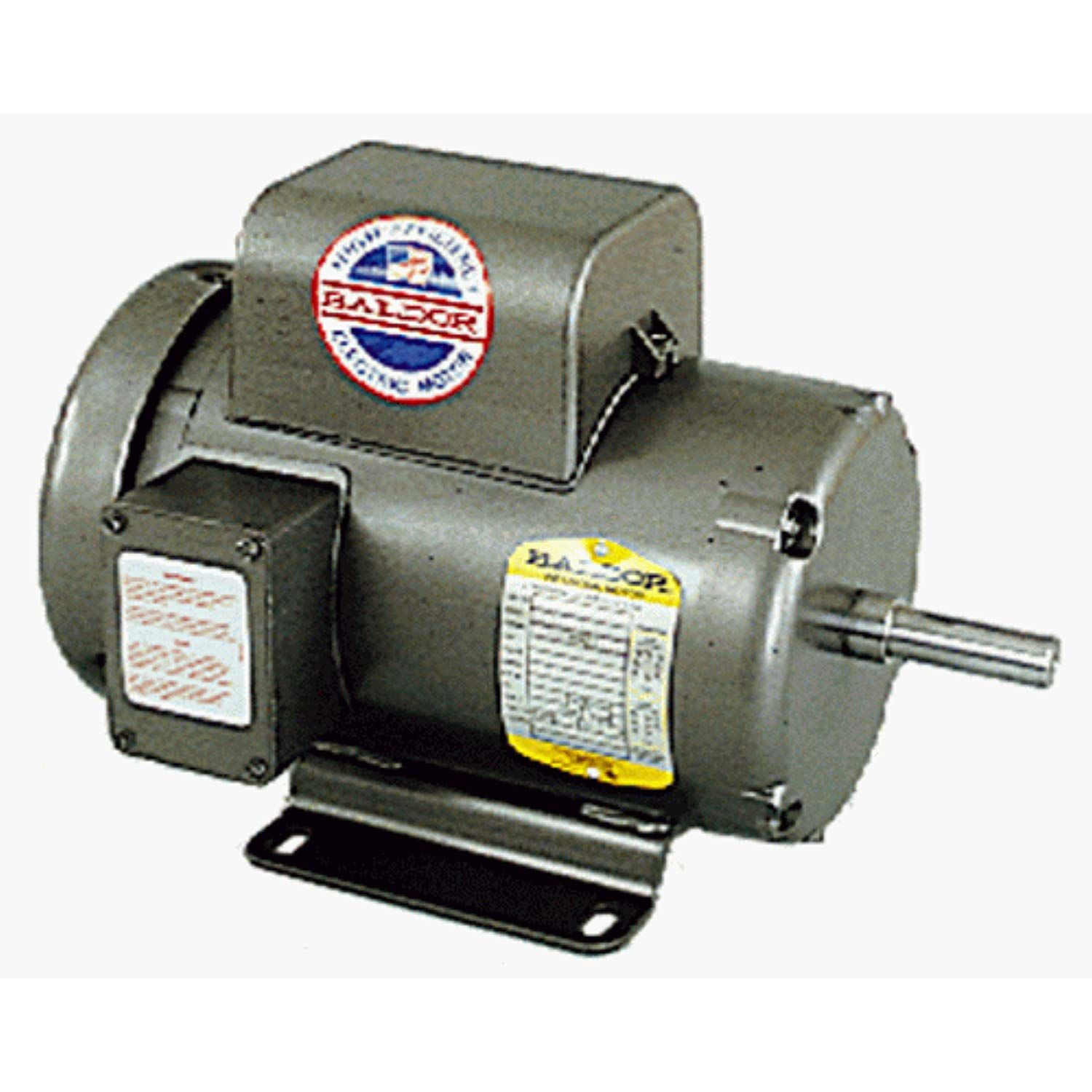 Baldor FDL3510M 1 Horsepower 1725 RPM Industrial Electric
