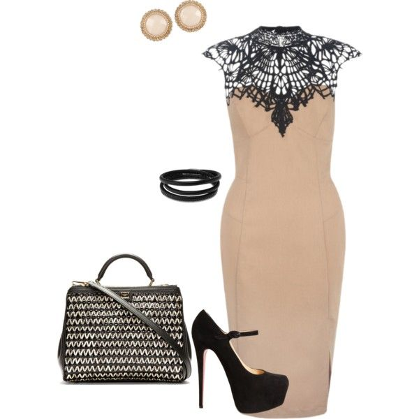"""""""Friday evening dinner"""" by bsimon-1 on Polyvore"""