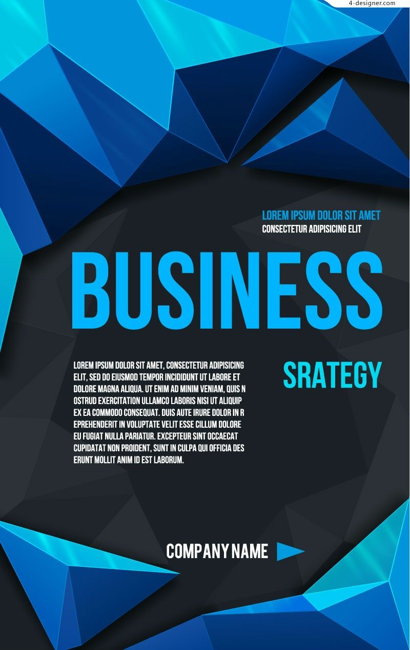 business poster design