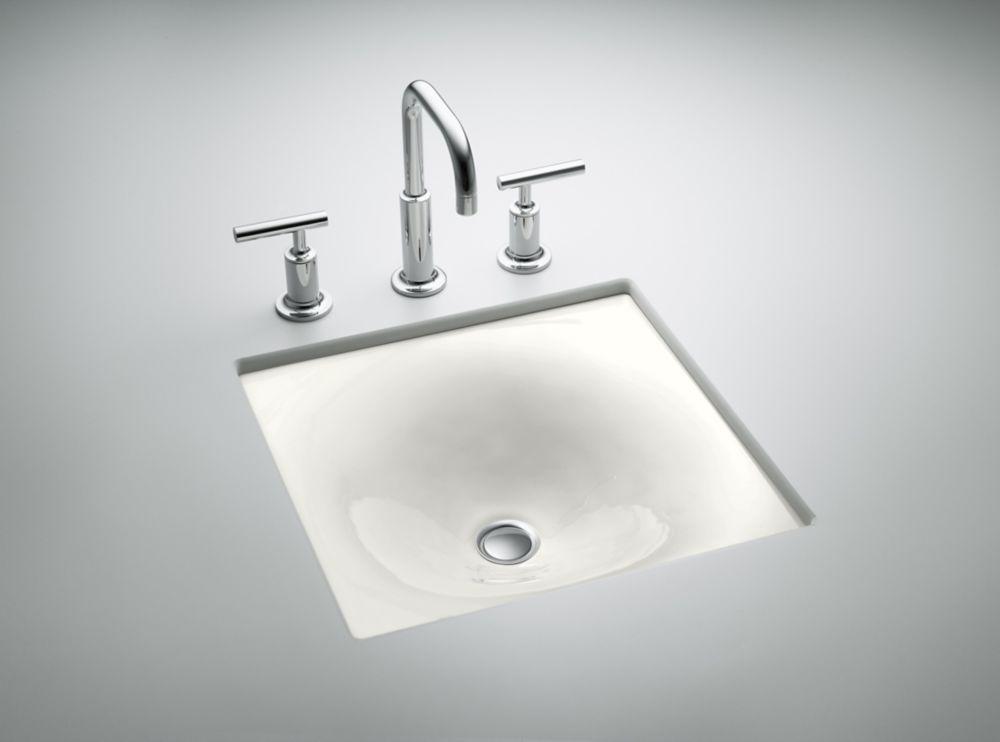 Iron Tones Cast Iron Bathroom Sink In White Drop In Bathroom Sinks Sink Pedestal Sink Bathroom