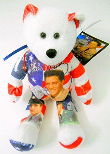 Elvis Presley Preferred Plush Singing Bulldog 10.5 in 2020 ... |Elvis Presley Stuff Animal