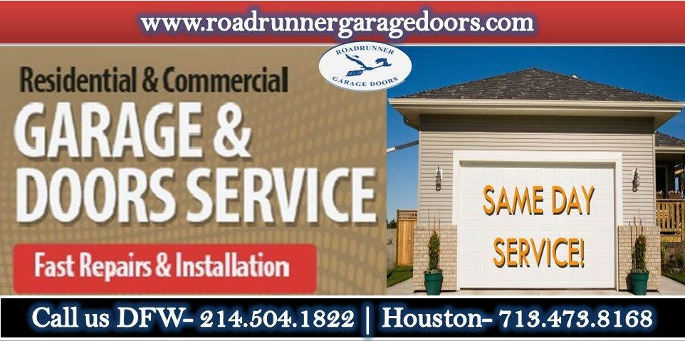 Commercial Garage Door Repair Service Dallas And Houston Call Dfw