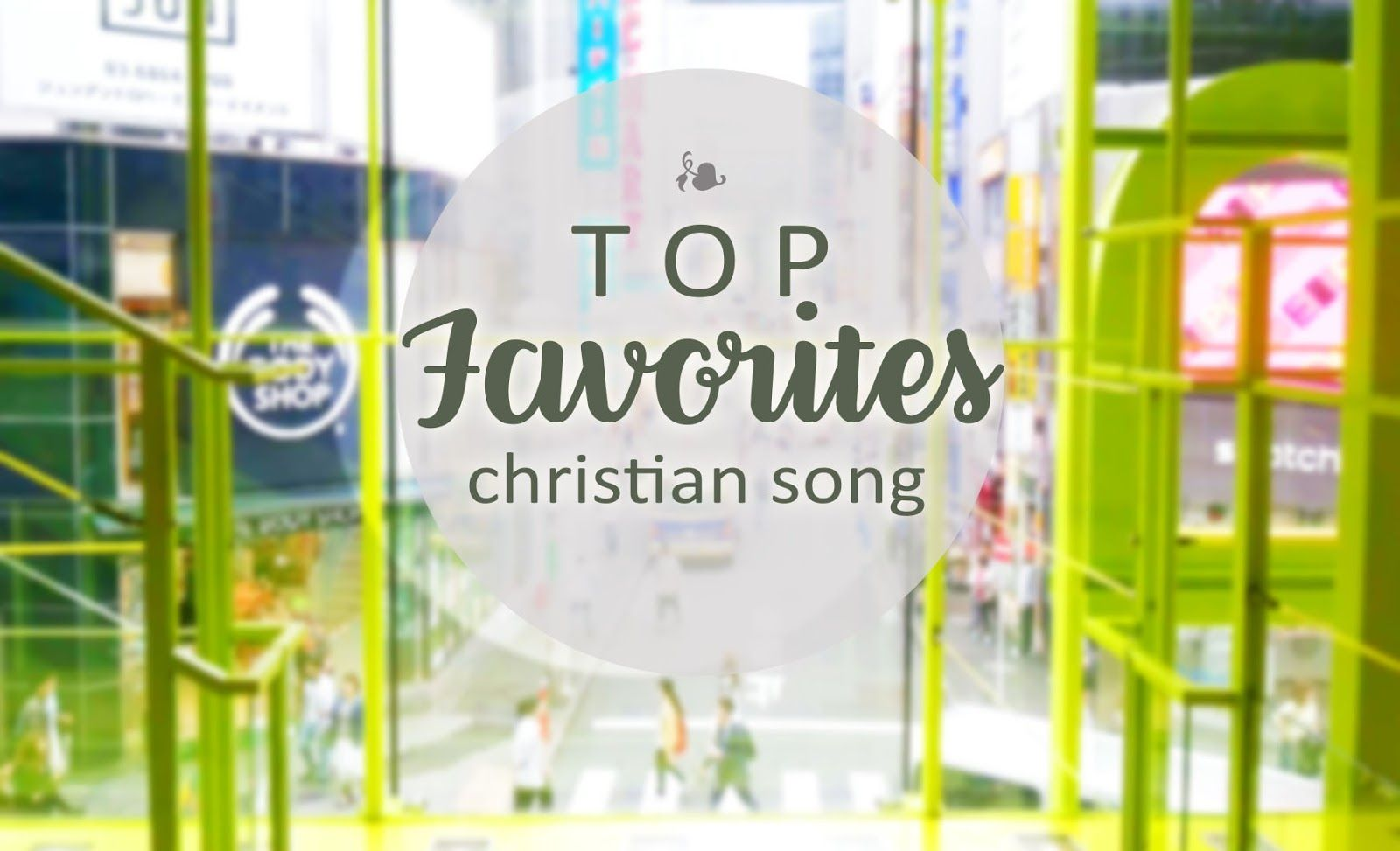 Top ten christian worship songs