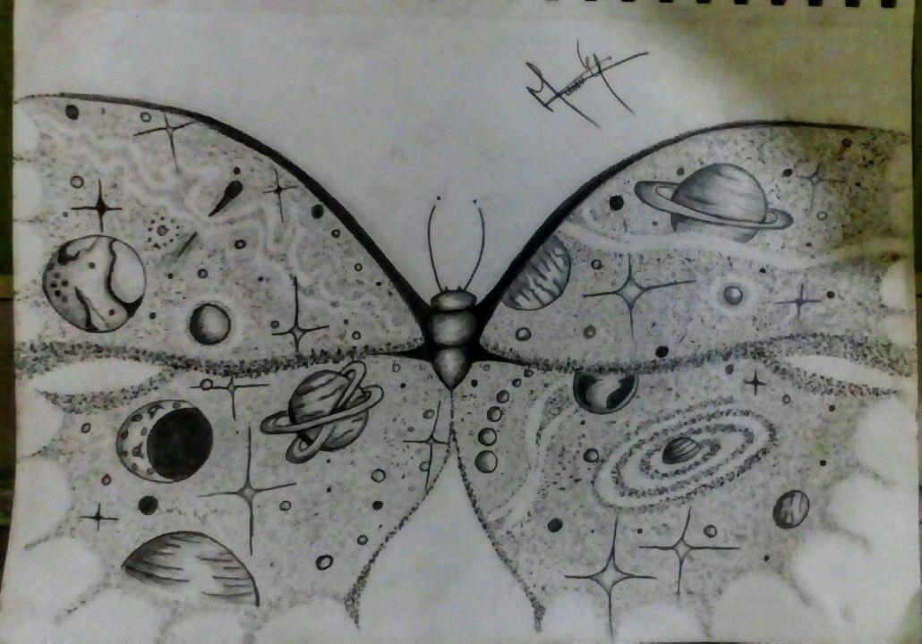 Mariposa galáctica