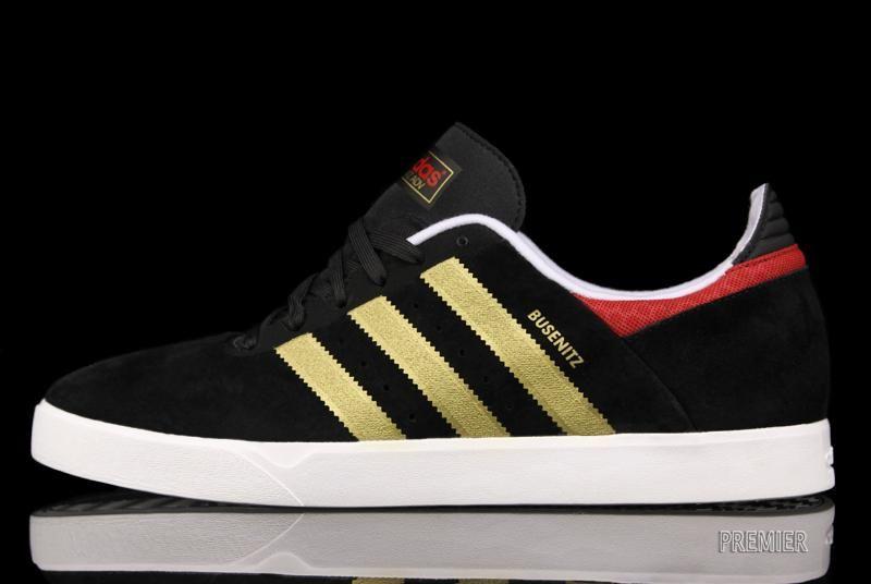 Adidas Busenitz ADV  Nero oro rosso  ADV  scarpe   Pinterest   Adidas   7b6945