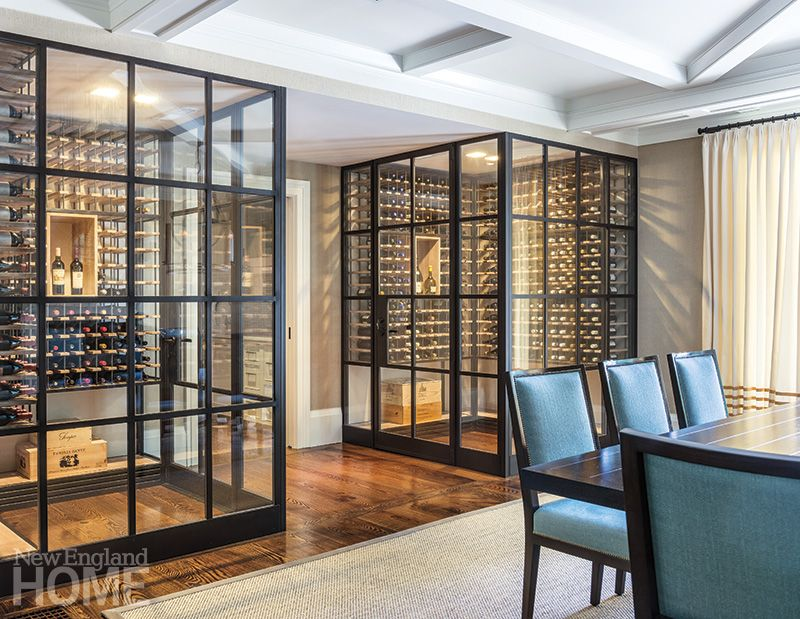Crossover Hit Dining Areas Home Wine Cellars Wine