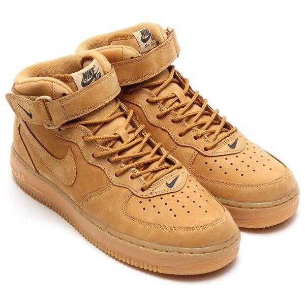 nike air force 1 gs flax nz