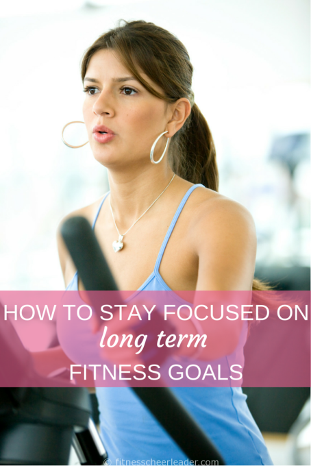 How To Stay Focused On Long Term Fitness Goals Fitness Goals Fitness Facts Easy Workouts