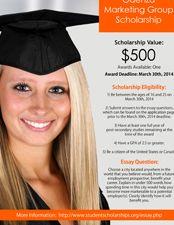311d689f82e01890c89fde7981da8d9f - Odenza Marketing Group Scholarship Application