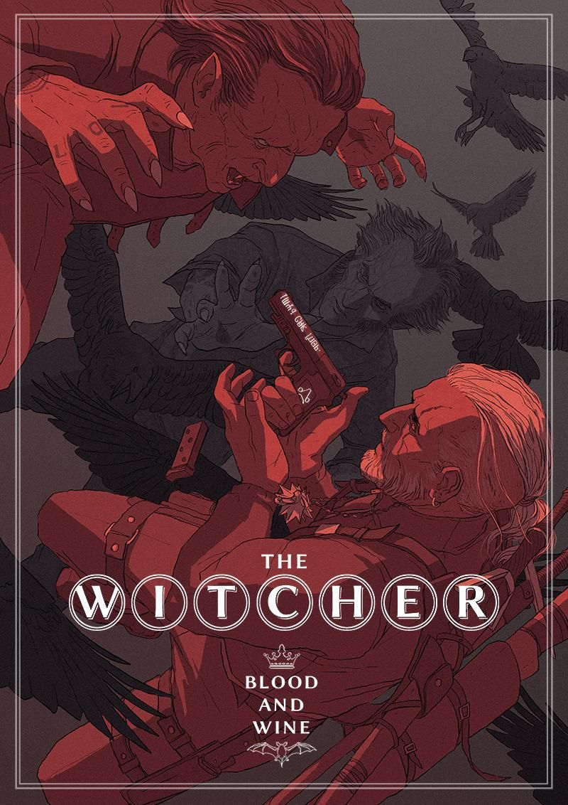 Pin By Anyeze Saphira On Witcher With Images Witcher Art