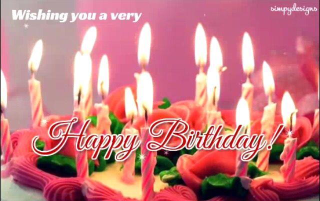 födelsedagskort e kort Pin tillagd av Nancy Wright på Birthday wishes | Pinterest födelsedagskort e kort
