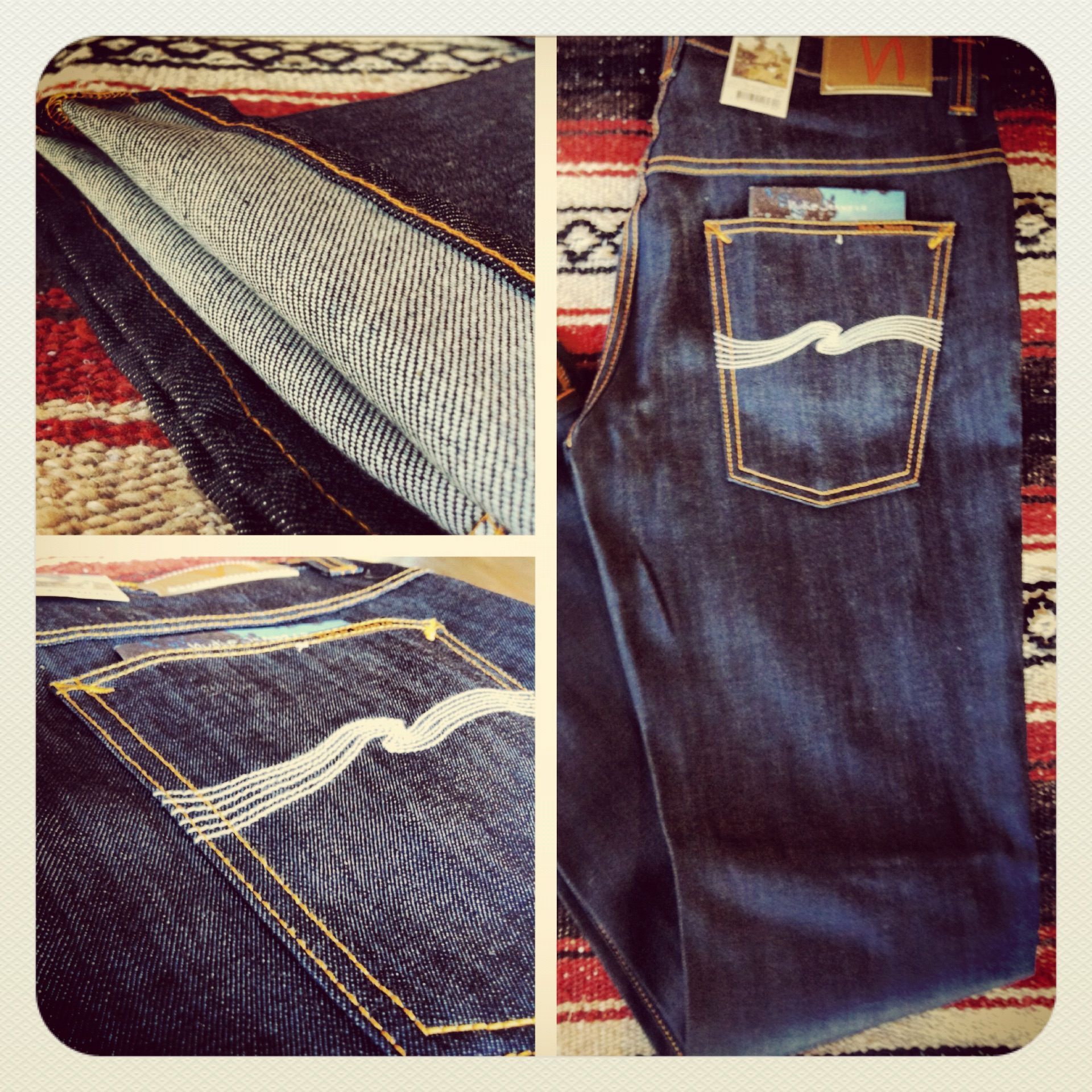 Blog - NRML INTRODUCES: NUDIE JEANS CO. FOR MEN & WOMEN!