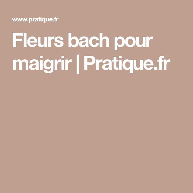 Fleurs Bach Pour Maigrir Sante Fleurs De Bach Pour Maigrir Et