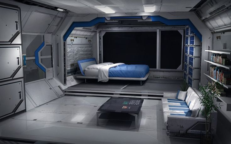 sci fi bedroom concepts google search reference for my room ideas pinterest sci fi. Black Bedroom Furniture Sets. Home Design Ideas
