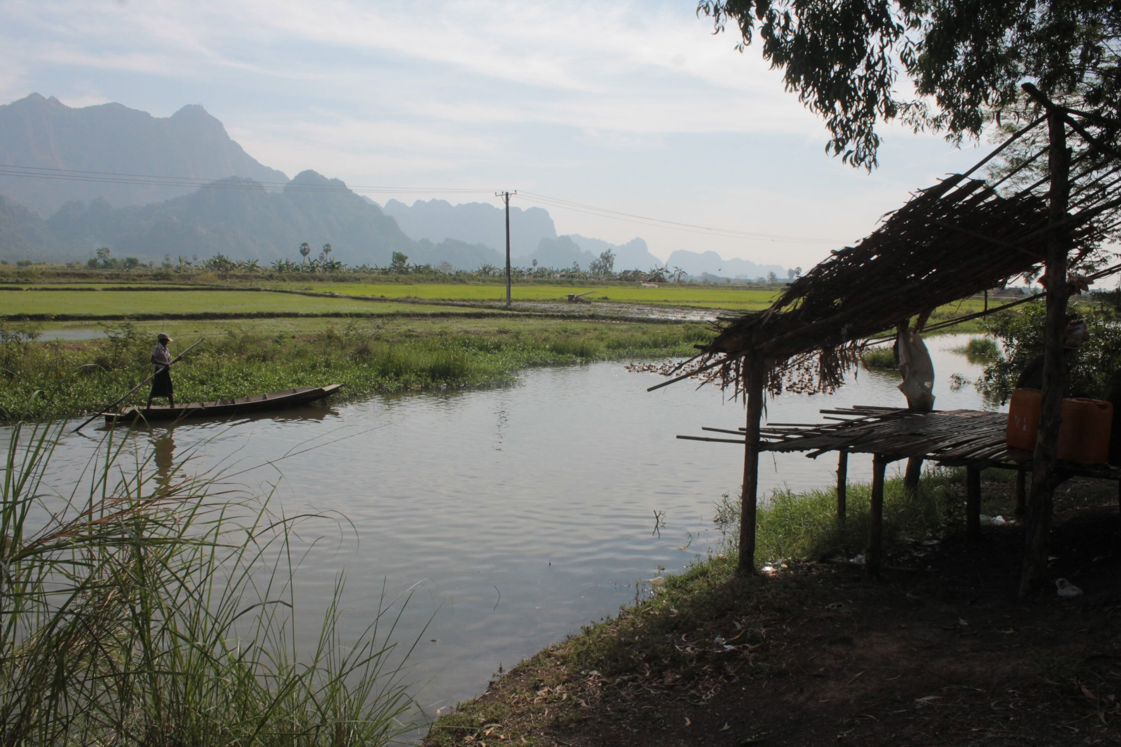 Alrededores Hpa-An