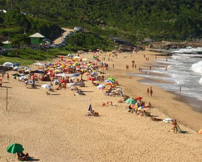 If you are a fan of clothing-optional beaches, then you won't want to overlook Praia do Pinho when trying to plan a Brazil escape. Found in the southern state of Santa Catarina, this nudist beach is among the most renowned beaches of its kind in all of Brazil.