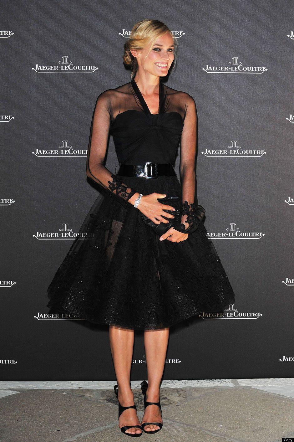 DRESSES - Knee-length dresses DIANE KRÜGER Original Limited Edition Cheap Online Find Great 5Zt7ts