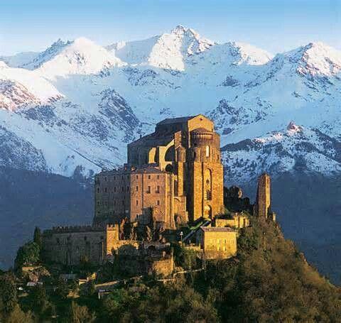 Sacra Di San Michele (Piedmonte) | Italy & Italians ...