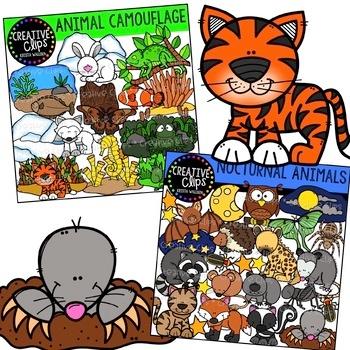 Jungle Animal Clipart Cute Animal Safari Clipart Free | Etsy in 2020 | Animal  clipart, Cute animal clipart, Animal clipart free