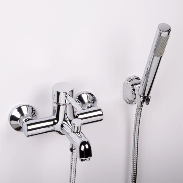Force Wall Mounted Bath Shower Mixer Tap 59 95 Www Taps Co Uk Bath Shower Mixer Taps Bath Shower Mixer Bathroom Taps