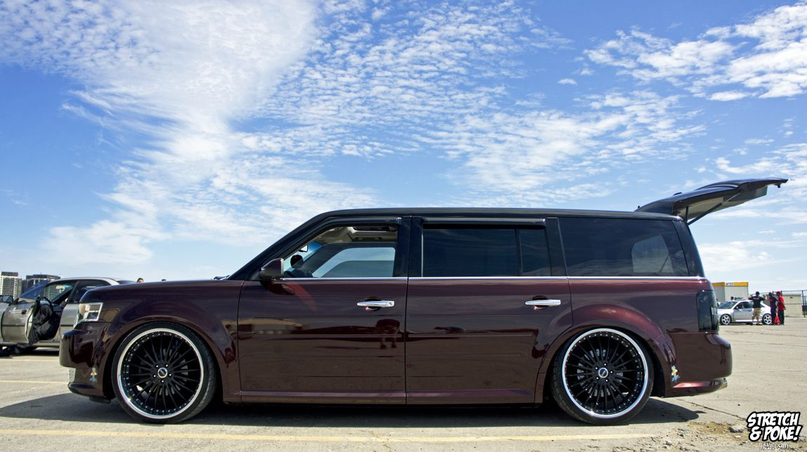 Custom Ford Flex Google Search Ford Flex Flex Ford