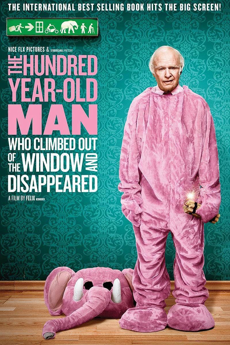 Hundraåringen som klev ut genom fönstret och försvann Tous Les Films, Old  Man Film,