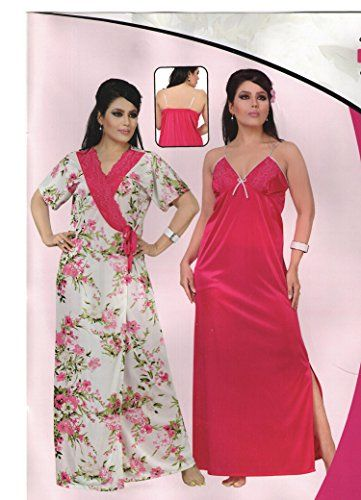 15173fb1a3 Indiatrendzs Sexy Hot Nighty Honeymoon Nighties Sleepwear 2pc Set -Freesize  Indiatrendzs http