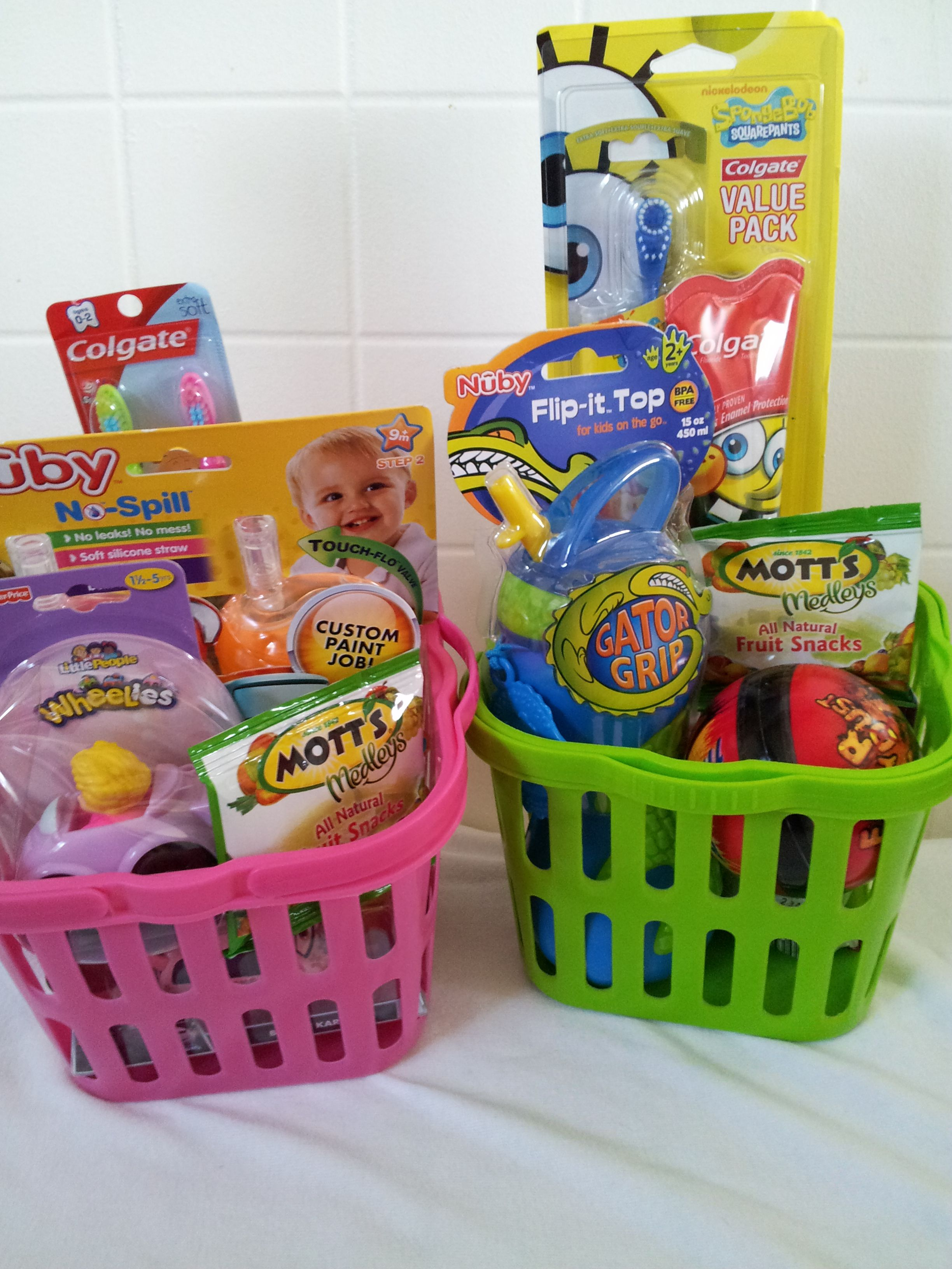 Sugarless and fun easter basket ideas for toddlers and babies easter basket ideas for toddlers and babies goodies to put in their baskets that are sugarless and fun negle Images