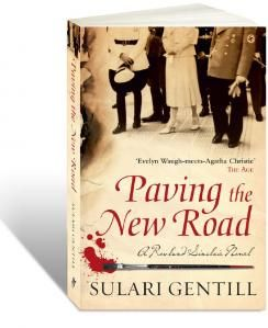 REVIEW: Paving the New Road : A Rowland Sinclair Novel by Sulari Gentill (Review by Sarah McDuling)