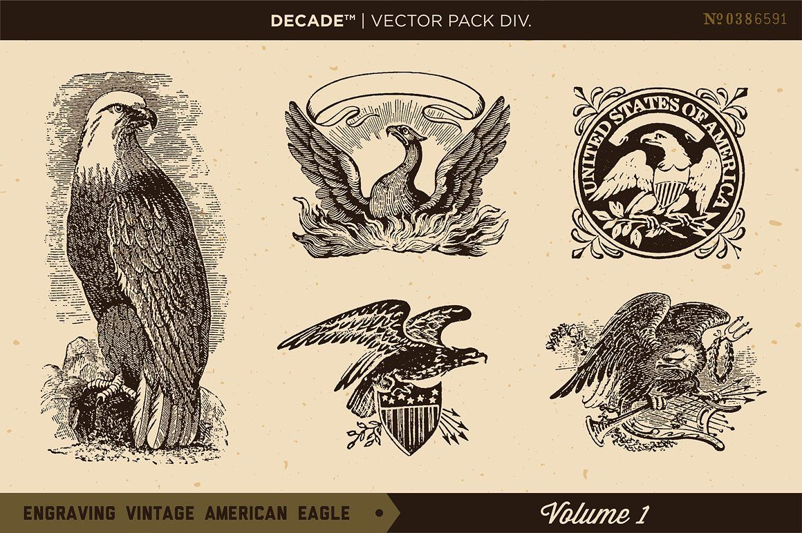 engraving vintage american eagle   eagle images, american vintage,  illustration  pinterest