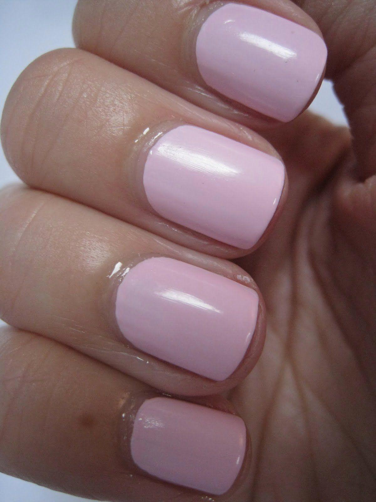 Go Polished: Pale Pink Polish Showdown!