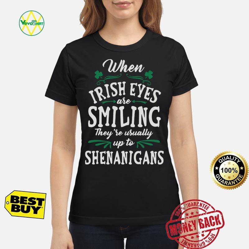 325def4ec When Irish eyes are smiling they're usually up to shenanigans ...