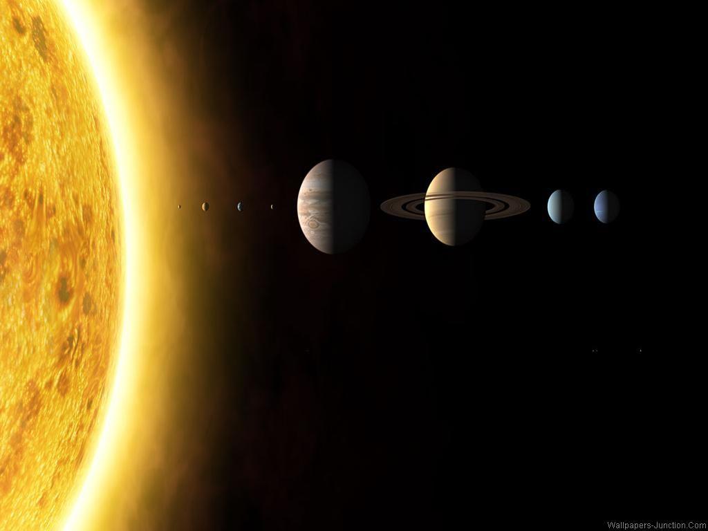 Solar System Wallpaper Hd Wallpapers Solar