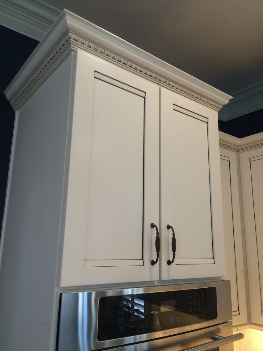 Close Up Of Recent Cabinet Make Over Using Lacquer Paint And A Glaze In Crevices Only Painting Kitchen Cabinets Kitchen Cabinets Kitchen Paint