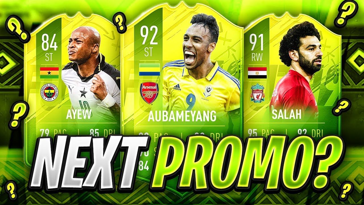 WHAT PROMO IS COMING NEXT? NEW PROMO! FIFA 19 Fifa