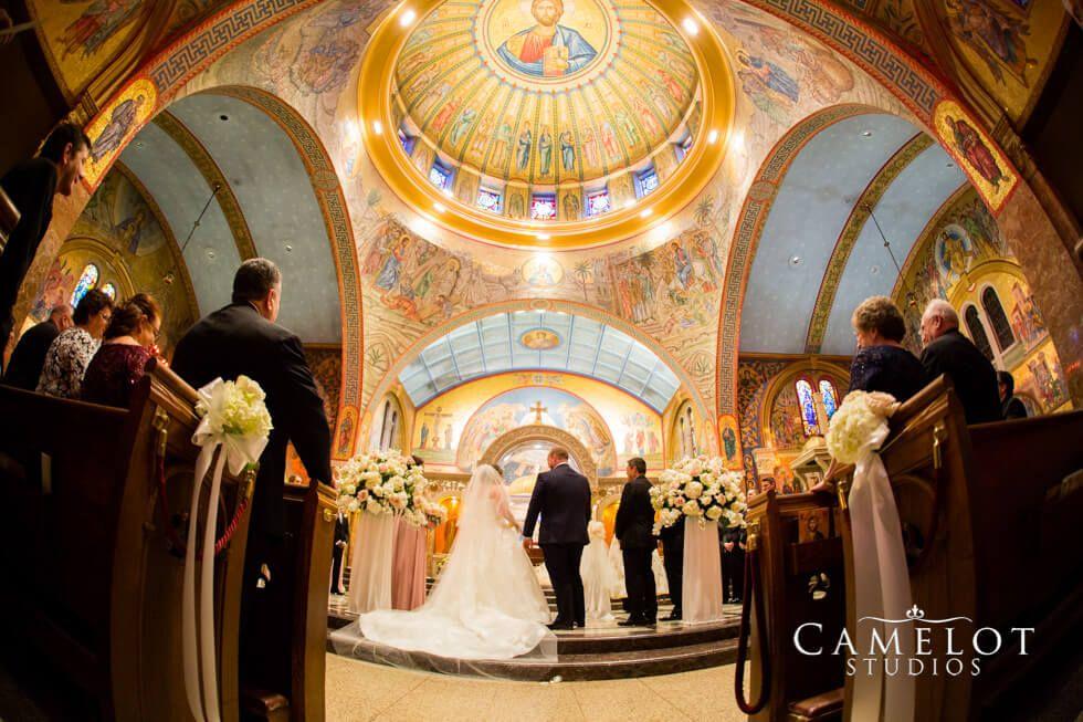 Oheka Castle Wedding-Christine & Michael | Wedding Ceremony