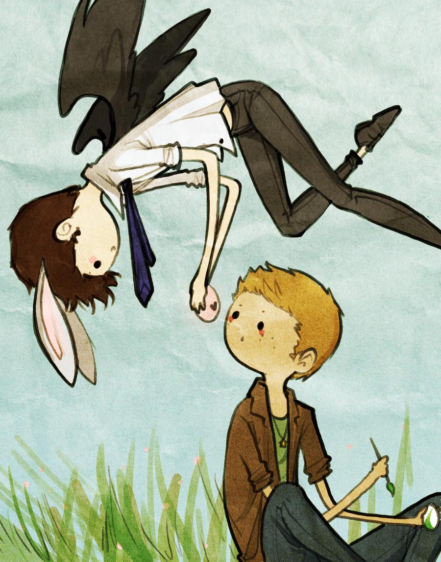 Happy Easter by Elentori.deviantart.com on @DeviantArt