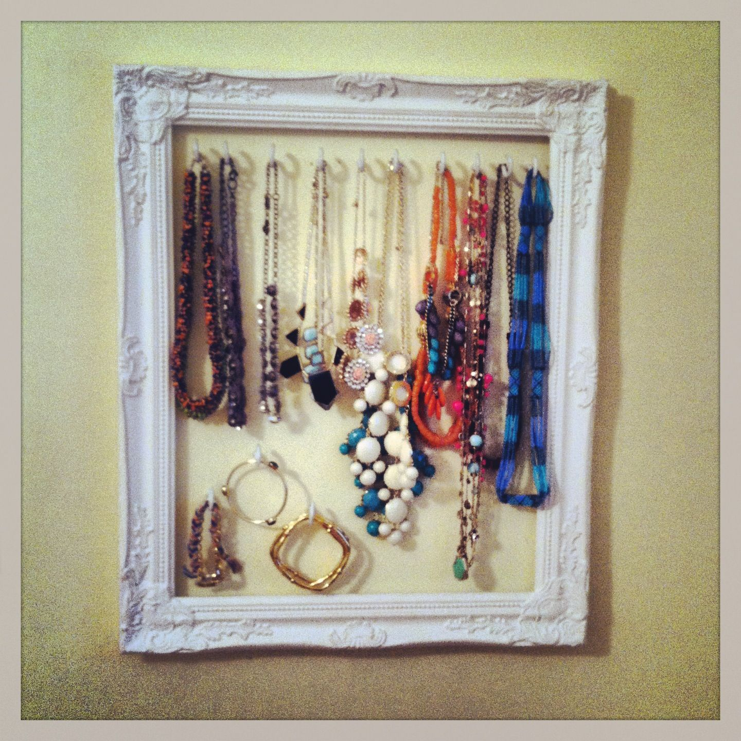 Diy Jewelry Display  Only $20 To Make