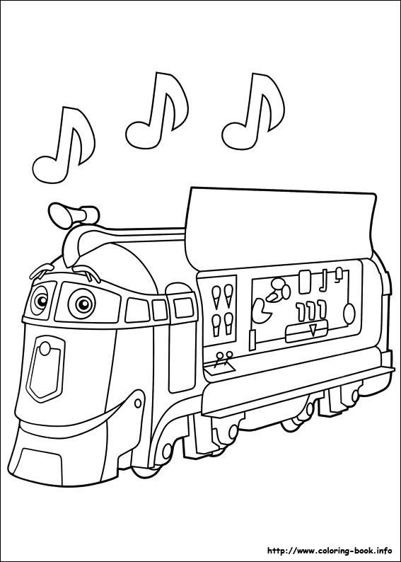 Chuggington Coloring Picture Coloring Pages Coloring Pages For