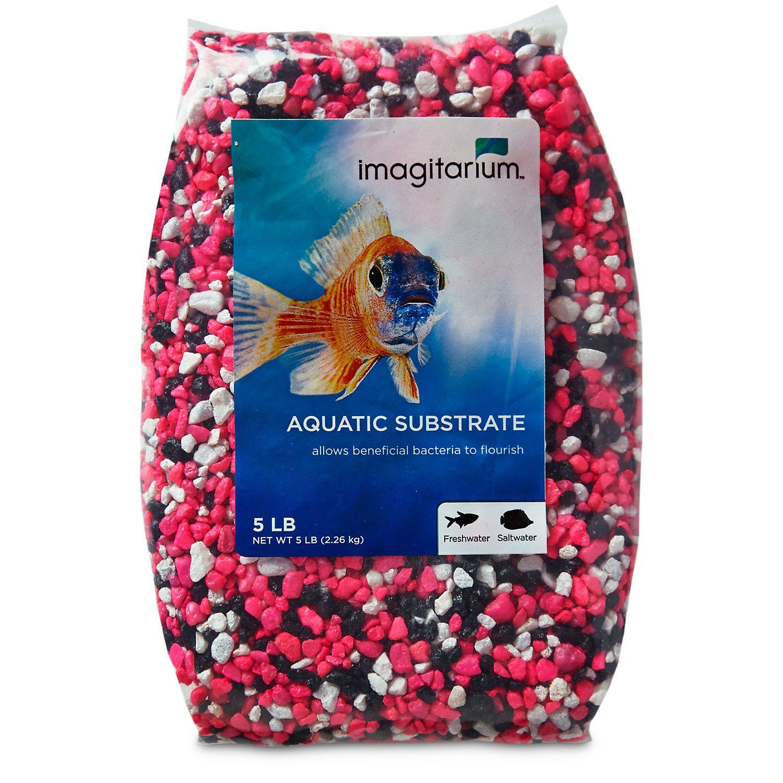 Imagitarium Couture Mix Aquarium Gravel, 5 lbs Aquarium