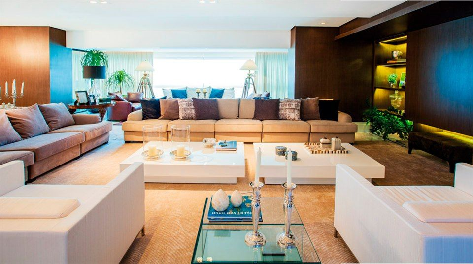Revista Ambientes Arquitectura y decoración de interiores