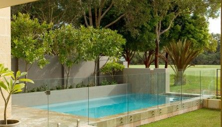 Background Residential Landscaping Pool Landscaping Pool House