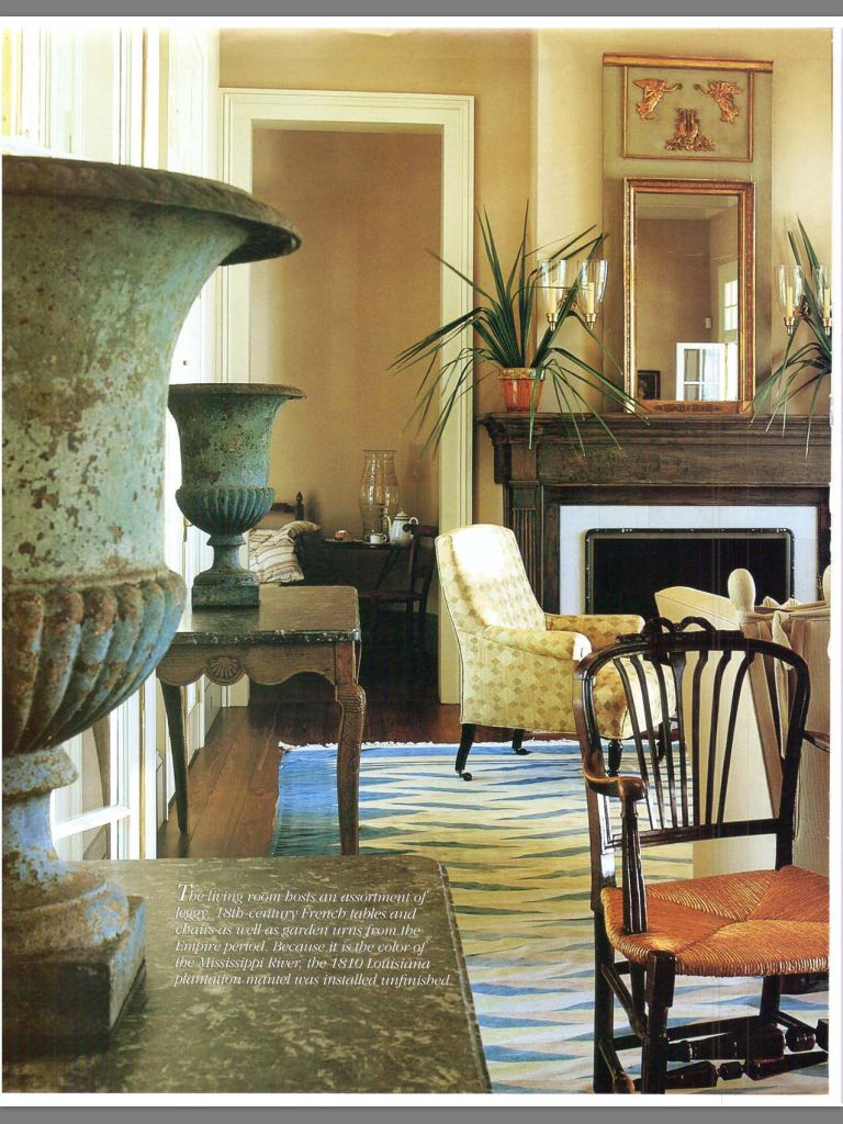 Living Room Furniture For By Owner New Orleans Patrick Dunne Owner Of Lucullus Was Involved With