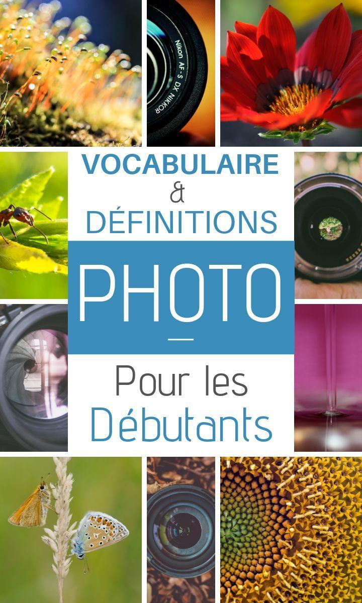 Vocabulaire photographie : le lexique photo de A à Z pour débuter