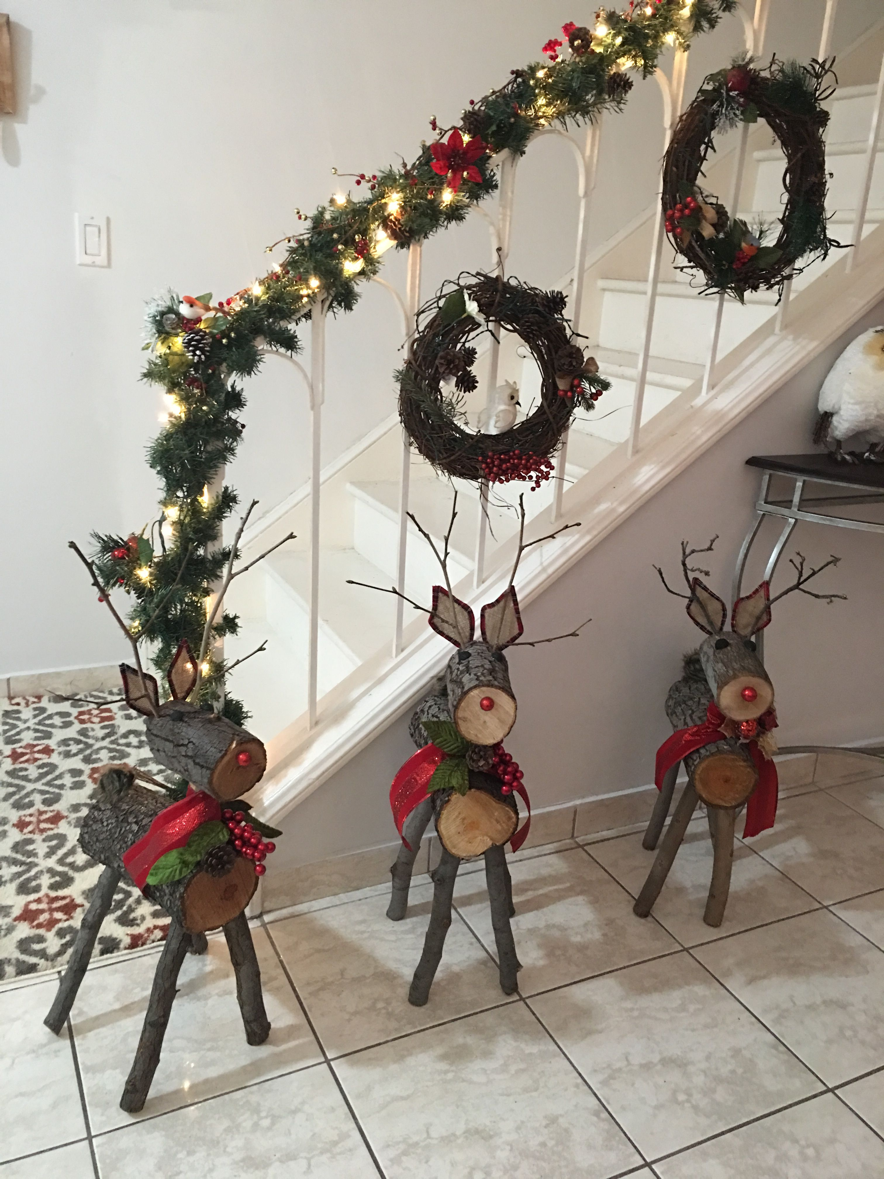 Pin By Jennifer Teutimez On Holiday Crafts Pinterest Christmas Crafts Wooden Christmas Decorations Christmas Crafts